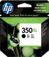 HP No.350XL Zwart 25ml (Origineel)