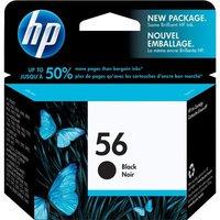 HP No. 56 Zwart 19ml (Origineel)