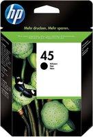 HP No. 45 Zwart 42ml (Origineel)