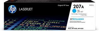 HP No.207A Cyaan 1.250 pagina`s (Origineel)