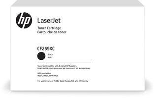 HP No. 59X Zwart 10.000 pagina`s (Origineel) CF259X