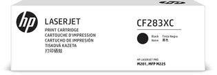 HP No. 83X Zwart 2.200 pagina`s (Origineel) CF283X