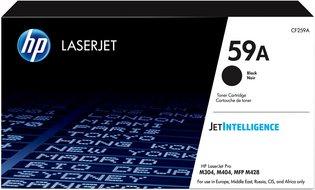 HP No. 59A Zwart 3.000 pagina`s (Origineel) CF259A