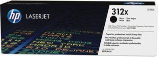HP No.312X Zwart 4.000 pagina`s (Origineel)
