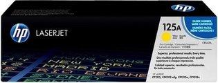HP No.125A Geel 1.400 pagina`s (Origineel)