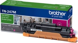 Brother TN-247M Magenta 2.300 pagina`s (Origineel)