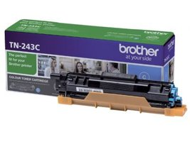 Brother TN-243C Cyaan 1.000 pagina`s (Origineel)