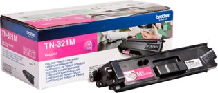 Brother TN-321M Magenta 1.500 pagina`s (Origineel)