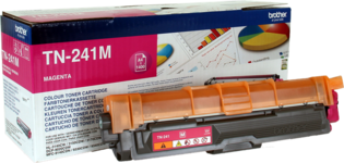 Brother TN-241M Magenta 1.400 pagina`s (Origineel)