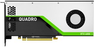 RTX4000 PNY QUADRO 8GB/DP/Retail