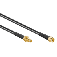 Goobay Antenne Verlengkabel 5m. RP-SMA