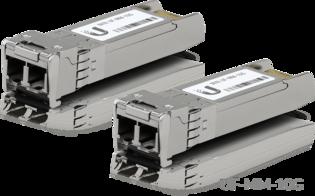 Ubiquiti U Fiber module UF-MM-10G set van 2