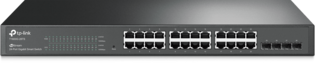 TP-Link 24Port, 24x1Gb - 4xSFP Smart Switch