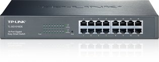 TP-Link 16Port 1Gb Desktop/Rackmountable