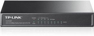 TP-Link 8Port 100Mbit PoE
