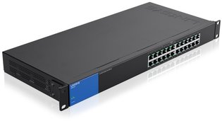 Linksys 24Port Gigabit LGS124P-EU PoE+