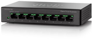 Cisco 8Port SG110D-08 1Gbit