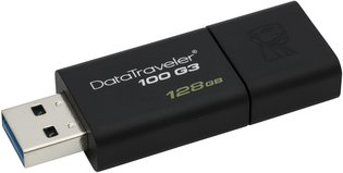 USB 3.0 FD 128GB Kingston DataTraveler 100 G3