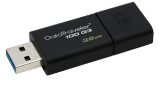 USB 3.0 FD 32GB Kingston DataTraveler 100 G3