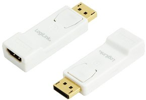 Adapter DisplayPort 1.1 --> HDMI LogiLink