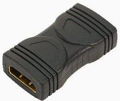 Adapter HDMI (F)  HDMI (F) LogiLink
