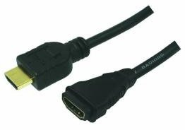 HDMI 1.4 5.00m Verlenging LogiLink