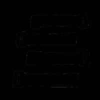 Kabelbinder met klittenband 20x150mm 10st. LogiLink