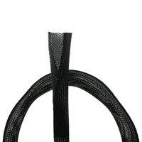Kabelslang FlexWrap 1.8m / 32mm LogiLink Zwart