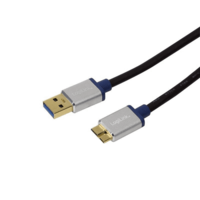USB 3.0 A --> micro B 1.00m LogiLink Premium