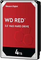 4,0TB WD Red SATA3/256MB/5400rpm