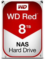 8,0TB WD Red SATA3/256MB/5400rpm