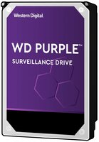 4,0TB WD Purple SATA3/64MB/5400rpm