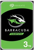 3,0TB Seagate Desktop BarraCuda SATA3/256MB/5400rpm