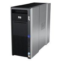 HP Workstation Z800 2x E5620-16GB-256GB SSD-HD6990-Wndows 10 Pro