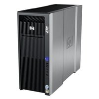 HP Z800 Workstation X5660-16GB-500GB-FX3800-Windows 10 Pro