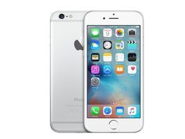 Apple IPhone 6 64GB silver zilver