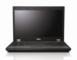 Dell Latitude E5510 Core i5-M520 - 4GB - 240GB SSD- DVD RW - 15.6 inch - Windows 10 pro