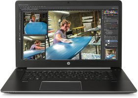 HP zBook Studio 15 G3 i7-6820HQ-16GB-256SSD-15FHD-Windows 10 Pro