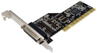 PCI card Parallel (1xe) LogiLink