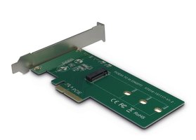 Adapter Low Profile NVMe-->PCIe Inter-Tech KT016