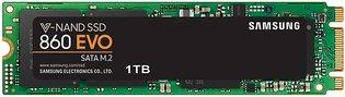 1TB M.2 SATA Samsung 860 EVO 3D/MLC/550/520 Retail