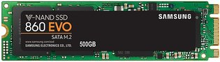 500GB M.2 SATA Samsung 860 EVO 3D/MLC/550/520 Retail