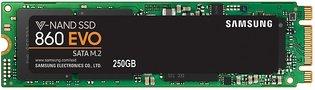 250GB M.2 SATA Samsung 860 EVO 3D/MLC/550/520 Retail