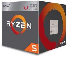 AM4 AMD Ryzen 5 3400G 65W 3.7GHz 6MB BOX