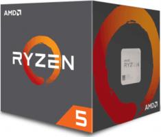 AM4 AMD Ryzen 5 2600X 95W 3.6GHz 19MB BOX