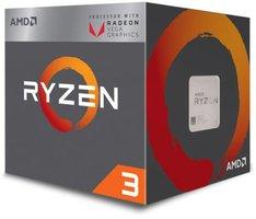 AM4 AMD Ryzen 3 2200G 65W 3.5GHz 6MB BOX