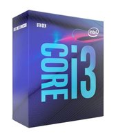 1151 Intel Core i3 9100 65W / 3,6GHz / BOX