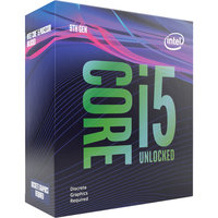 1151 Intel Core i5 9600KF 95W / 3,7GHz / BOX / No GPU