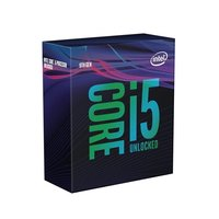 1151 Intel Core i5 9600K 95W / 3,7GHz / BOX / no Cooler
