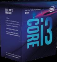 1151 Intel Core i3 8100 65W / 3,6GHz / BOX